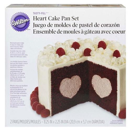 BF WI Backform Torte mit Herz