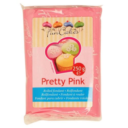 FM FC Fondantmasse pretty pink 250g