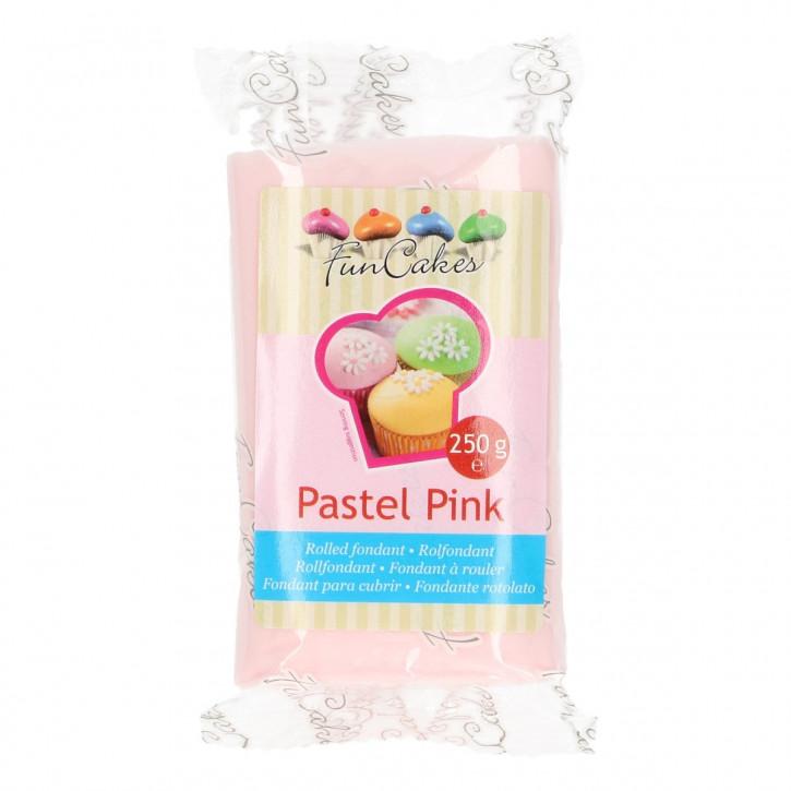 FM FC Fondantmasse pastel pink 250g