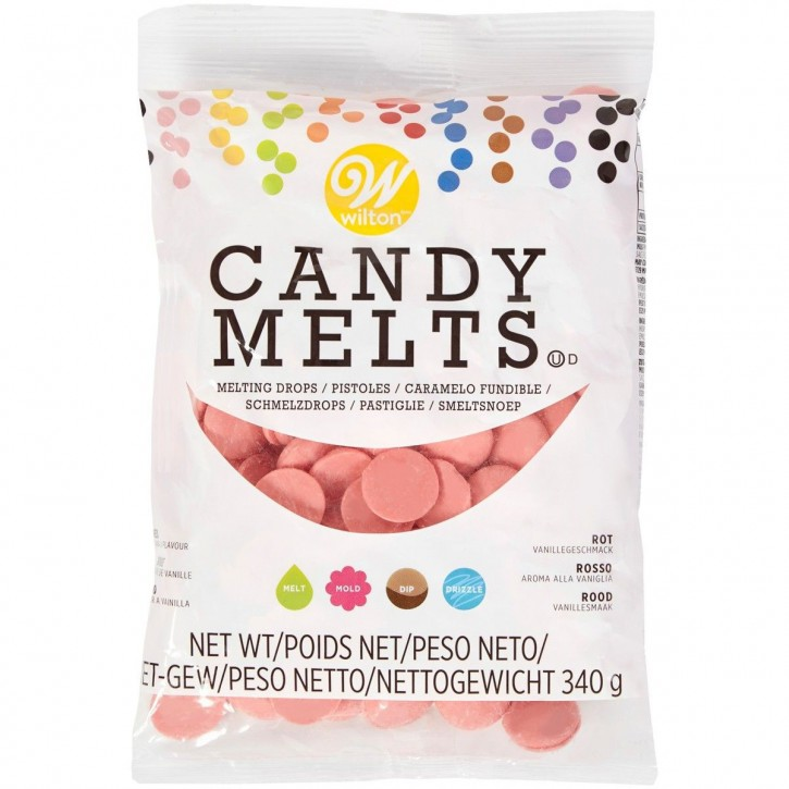 LM WI Candy Melts red 340g