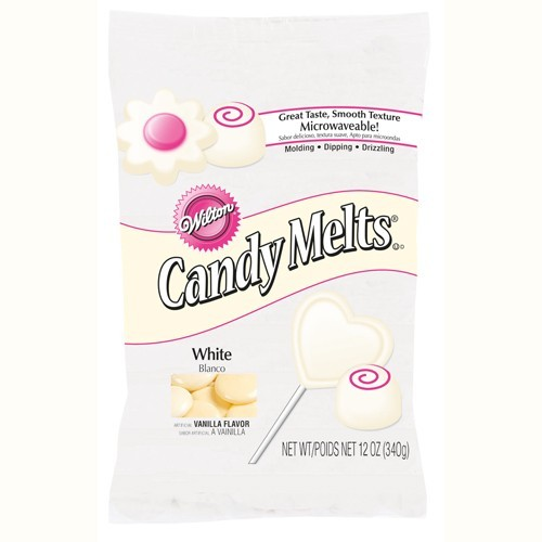 LM WI Candy Melts white 340g