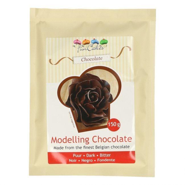 LM FC Modellierschokolade Dark