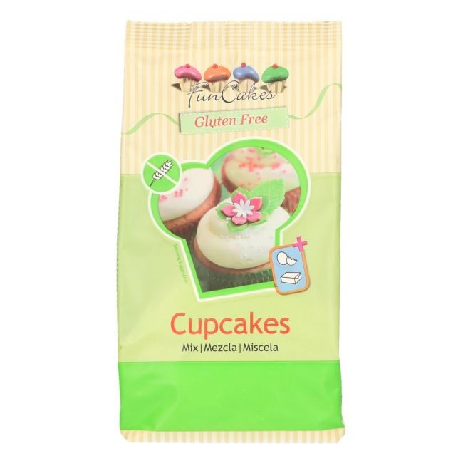 LM FC Backmischung für Cupcake, glutenfrei 500g