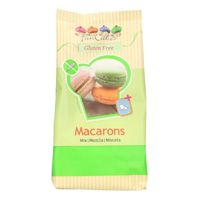 LM FC Backmischung für Macarons, glutenfrei 300g