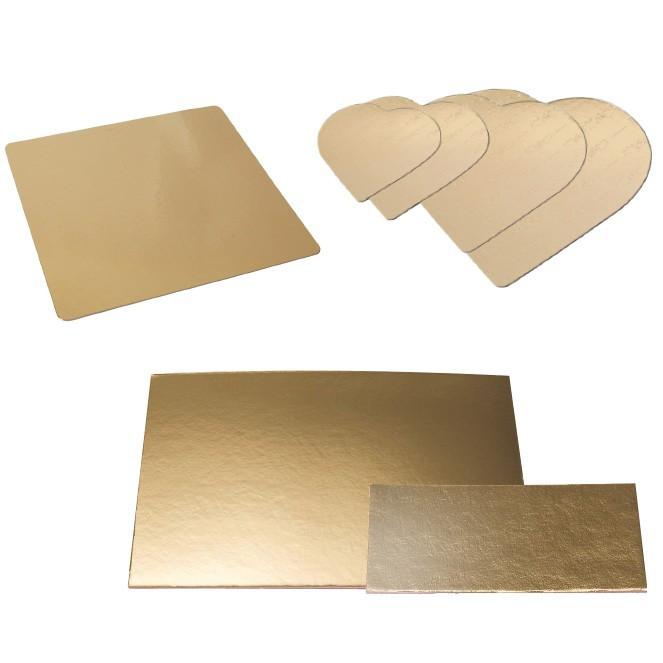 TV ID Goldy 1,5mm quadratisch 20/20cm