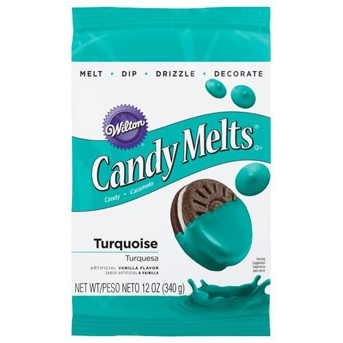 LM WI Candy Melts turquoise