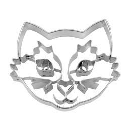 EAU ST Ausstecher Katzengesicht
