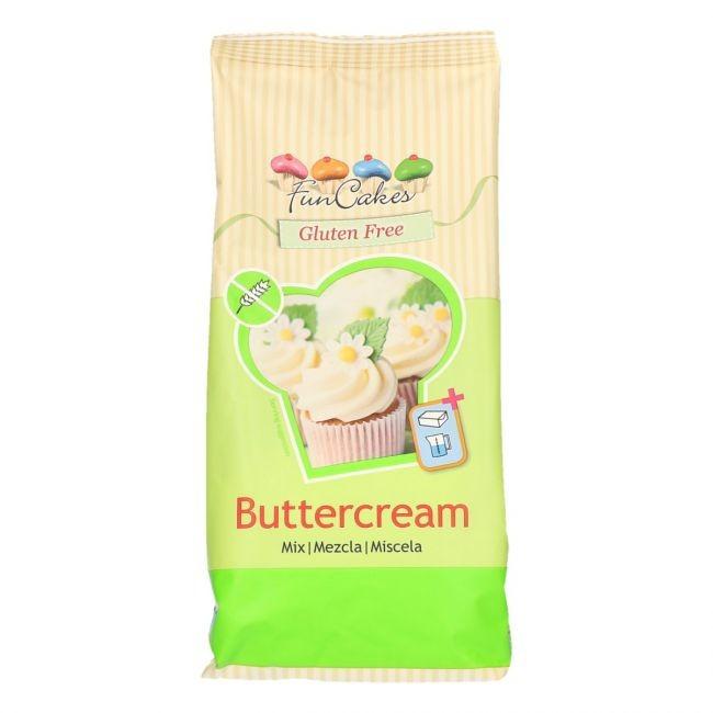 LM FC Mix für Buttercreme, glutenfrei 500g