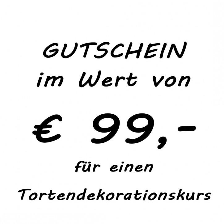 Gutschein im Wert von EUR 99,-