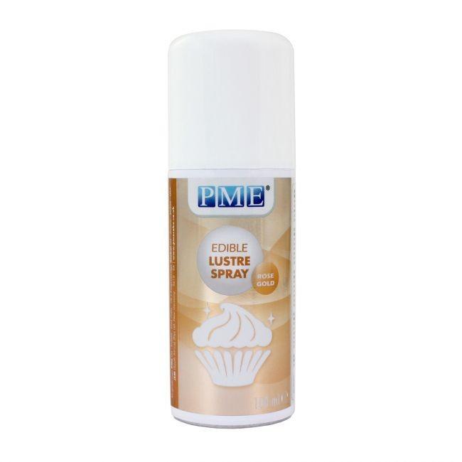 LF PME Lebensmittel Spray Rose Gold