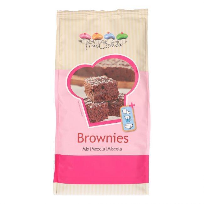 LM FC Backmischung für Brownies 1kg