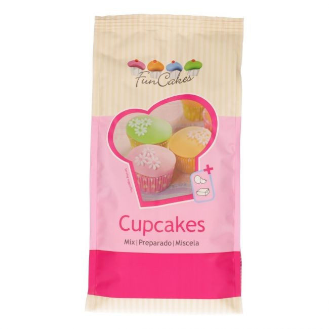 LM FC Backmischung für Cupcakes 1kg