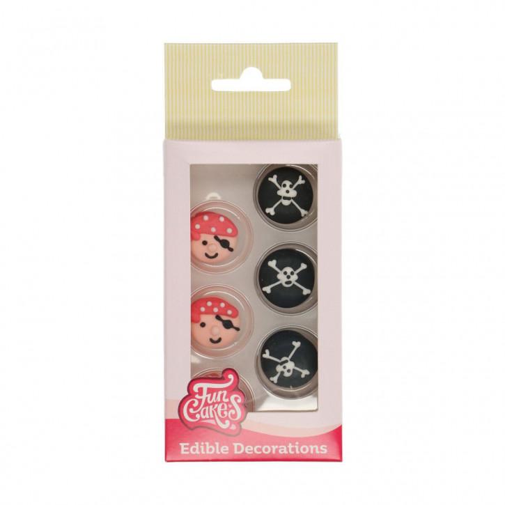CC HM Papierbackförmchen Butterfly Pink