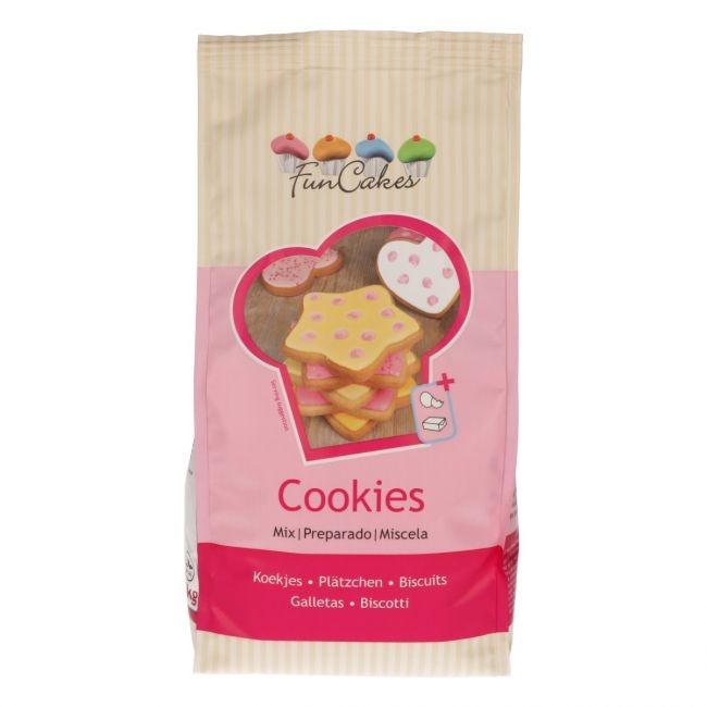LM FC Backmischung für Cookies 1kg
