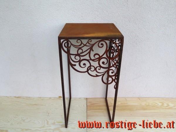 RL SR Tisch Valerie, Dekor zwei Seiten