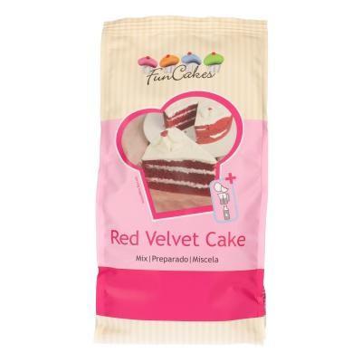 LM FC Backmischung Red Velvet Cake 1kg