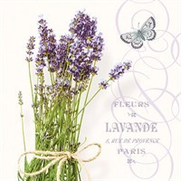 SE AM Servietten Bunch of Lavender