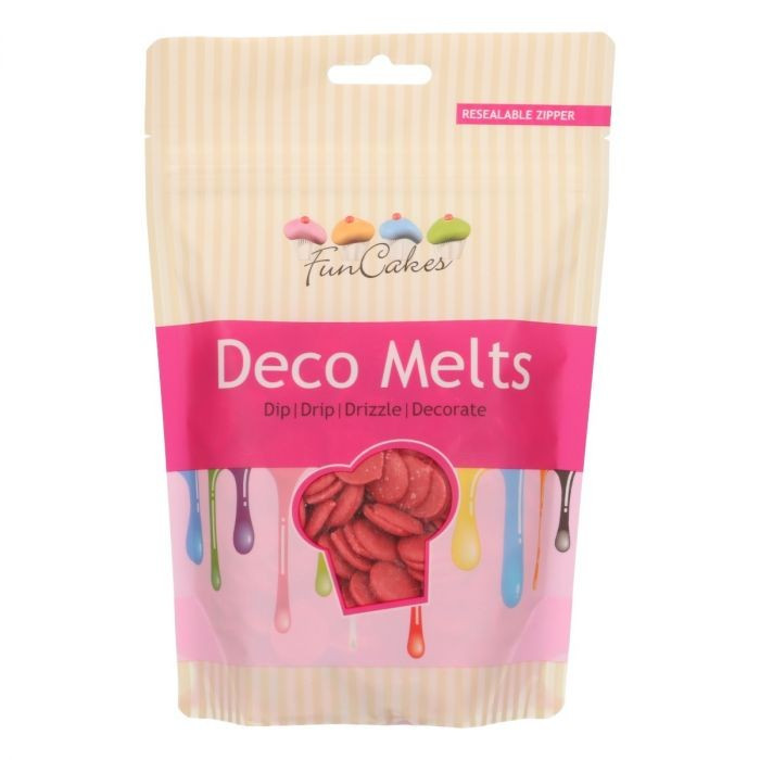 LM FC Deco Melts red 250g