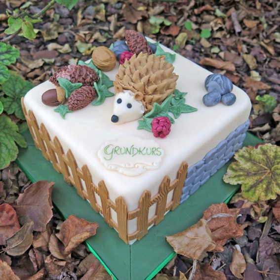 "KURS ""Rollfondant & Dekoration"" am 20.02.20 im TRAISENPARK"