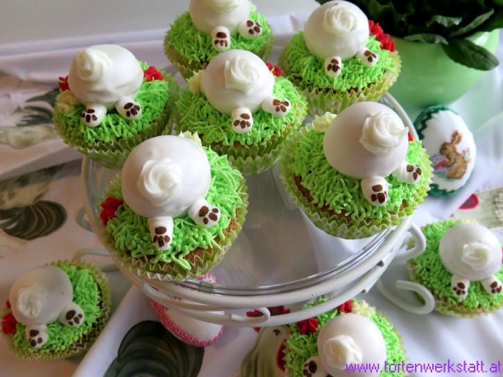 Häschen - Cupcake