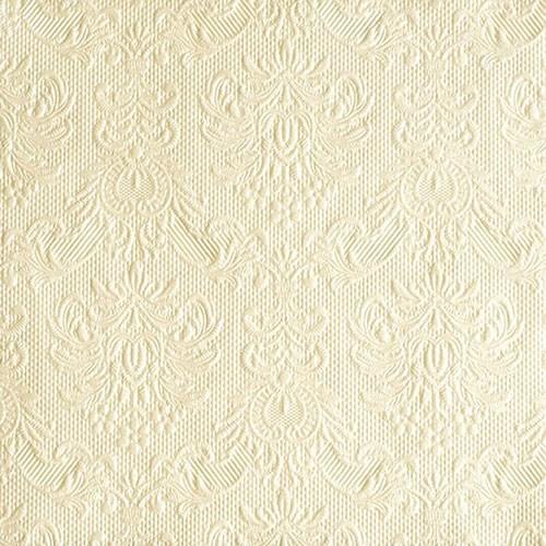 Servietten Elegance pearl cream