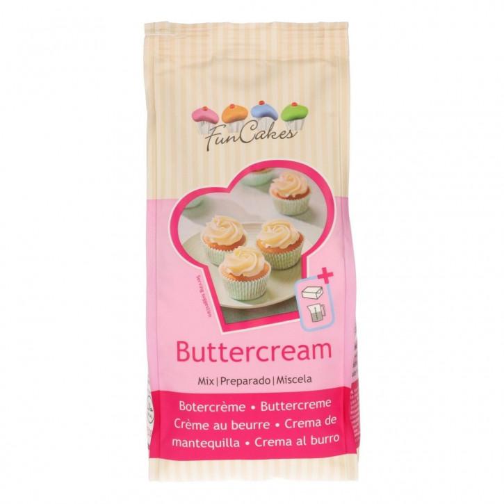 Mix für Buttercreme 500g