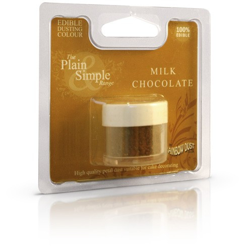 Puderfarbe Milk Chocolate