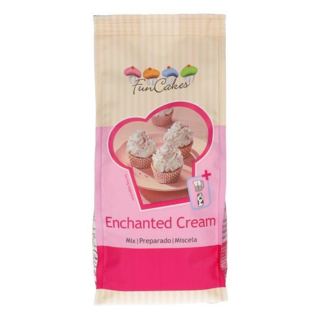 Mix für Enchanted Cream white 900g