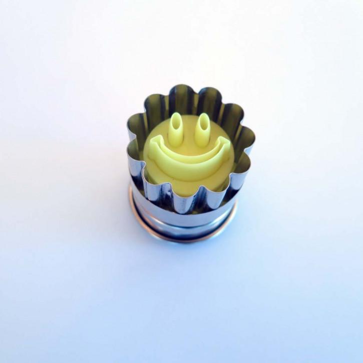 Auswerfer Lachender Linzer gewellt 3,6cm